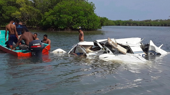 4 Americans, 1 Canadian Die in Small Plane Crash in Honduras
