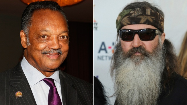 "Jesse Jackson, Sr. Takes Aim At ""Duck Dynasty"""