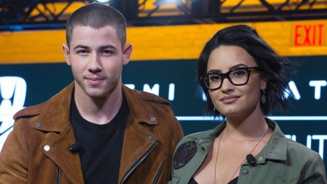 Nick Jonas, Demi Lovato Surprise Orlando's Pulse Nightclub Employees With VIP Concert