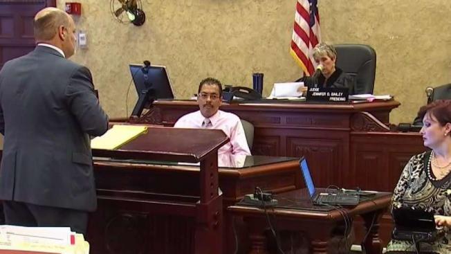 Judge Told Engineers Phone Was Damaged in Machine