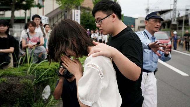 Police Get Arrest Warrant as Survivor Recalls Kyoto Arson