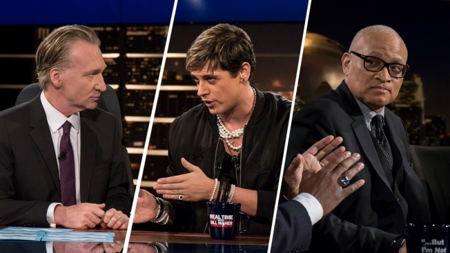 Milo Yiannopoulos, Larry Wilmore Go Head-to-Head on 'Maher'
