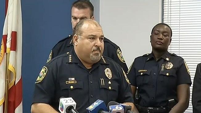 North Miami Police Chief Marc Elias Jr. Resigns