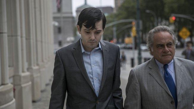 Former Pharma Executive Martin Shkreli to Face Trial in June 2017