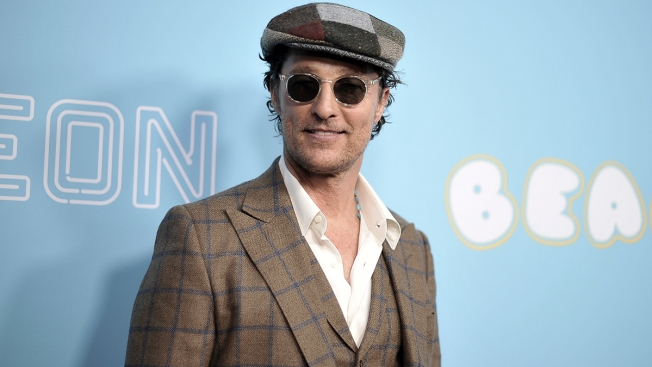 Alright, Alright, Alright: Matthew McConaughey Named Professor at University of Texas
