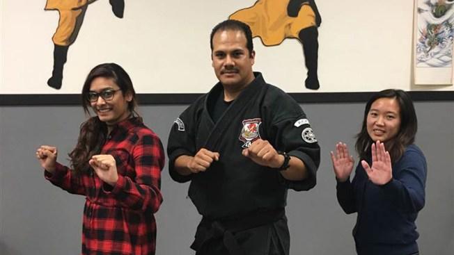 Tragedy Fuels LA Man's Self-Defense Course for Women