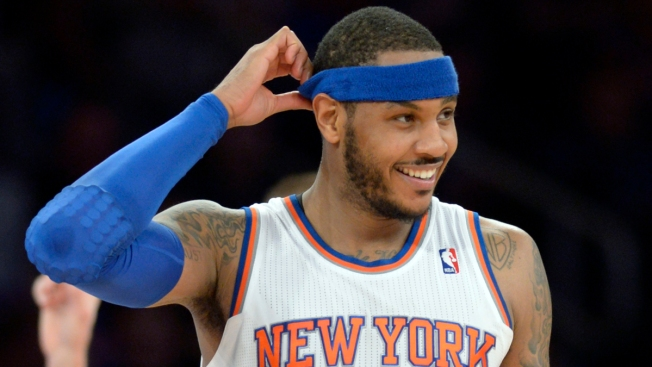 Heat Prepping to Make Run at Carmelo: Report