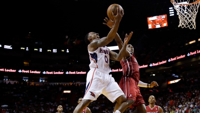 Miami Heat Rally Past Hawks 121-119 in Overtime