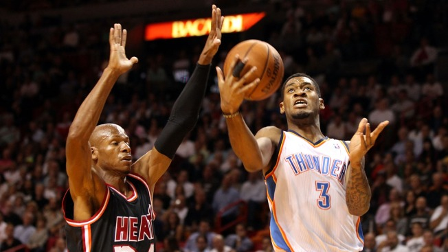 Miami Heat Routed by Thunder, 112-95