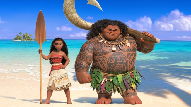New Disney Princess 'Moana' Finds Her Voice