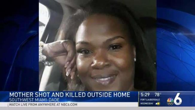 mother shot and killed outside south miami dade home nbc 6 south