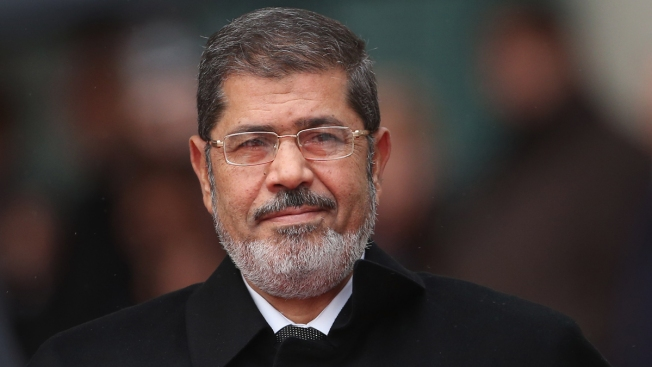 Egypt's Ousted President Morsi Buried After Courtroom Death
