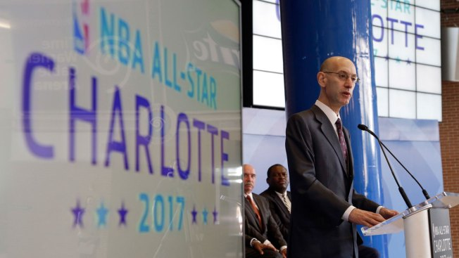 NBA Withdraws All-Star Game From North Carolina