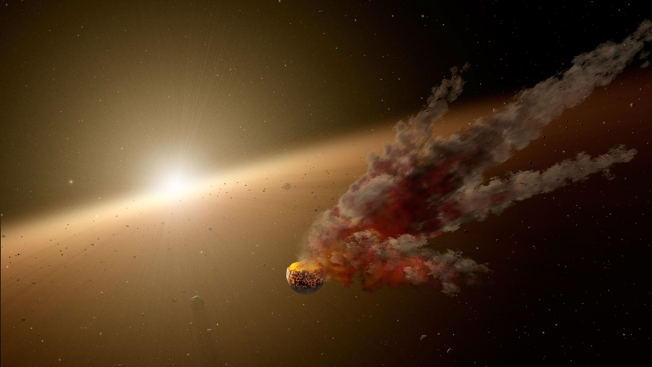 The Hunt Is on for Alien Megastructures