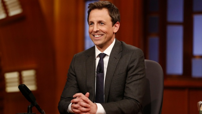 Seth Meyers Reveals How Jimmy Fallon, Jimmy Kimmel and More Helped Him Prepare for His Late Night Show