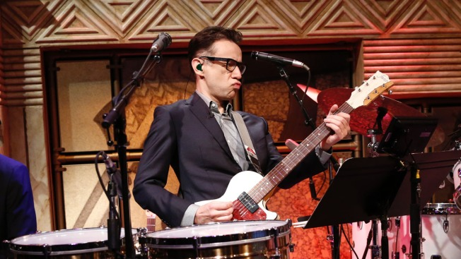 Fred Armisen Keeps It Weird