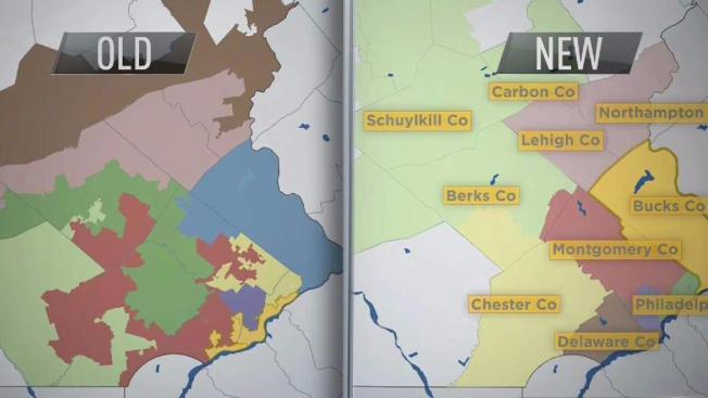 Florida Congressional Map.Pa S New Congressional Map Could Boost Democrats Nbc 6 South Florida