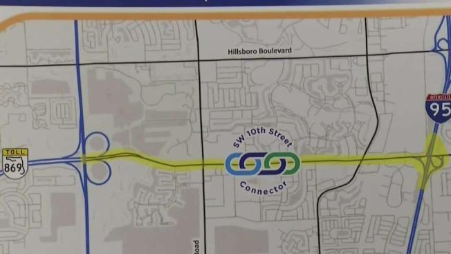 I 95 Map Florida.Gov Scott Says Work On Sawgrass Expressway I 95 Link Ready To Begin