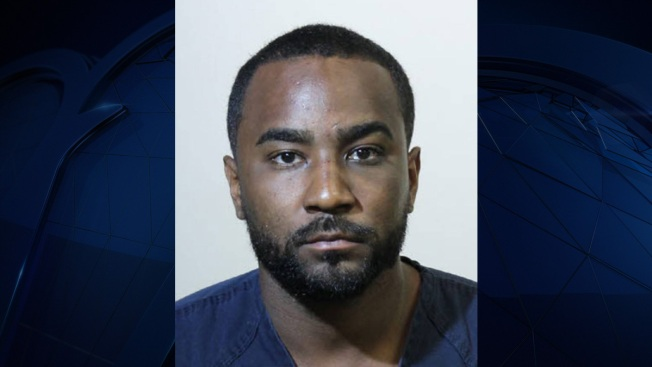 Bobbi Kristina Brown's ex arrested on domestic battery charges
