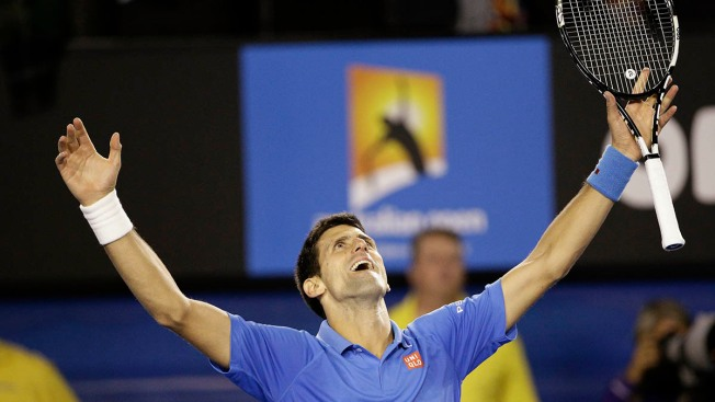 Djokovic Beats Murray to Claim 5th Australian Open Title