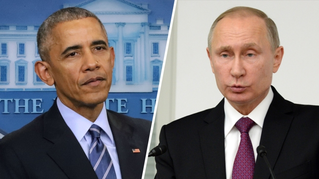 Amid Hacking Feud, US Hits Russia With New Sanctions