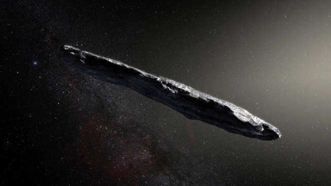 Scans but to uncover alien origin of interstellar comet