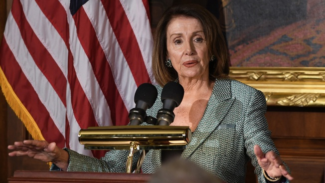 Nancy Pelosi to be Awarded JFK Profile in Courage Award
