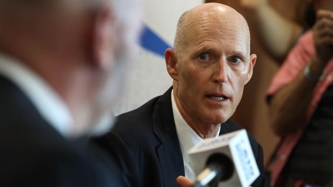 Florida Gov. Scott Reassigns Officer-Killed Case