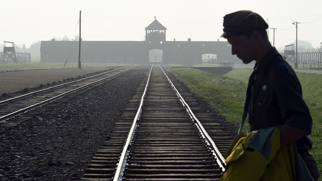 US Man Charged With Trying to Steal Item From Auschwitz
