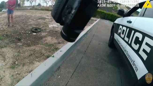 Calif. Teen With Knife Apologizes After She's Shot by Police