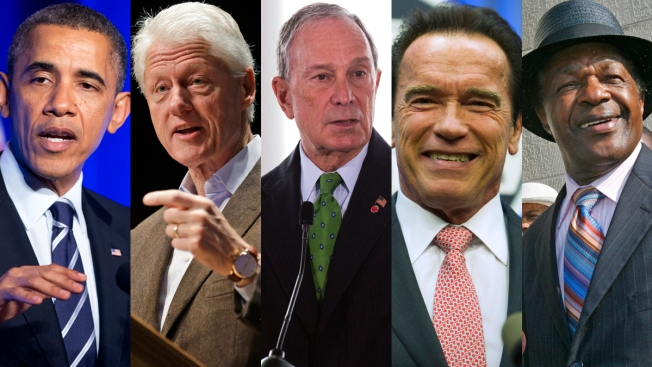 5 Politicians Who Have Admitted Drug Use