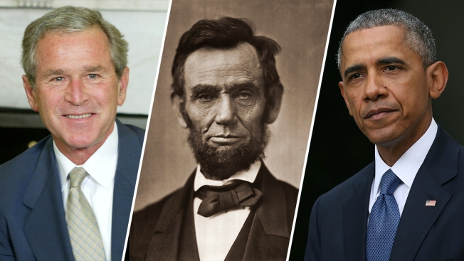 Washington's Bible, Lincoln's Hair: Top Symbolic Inauguration Moments