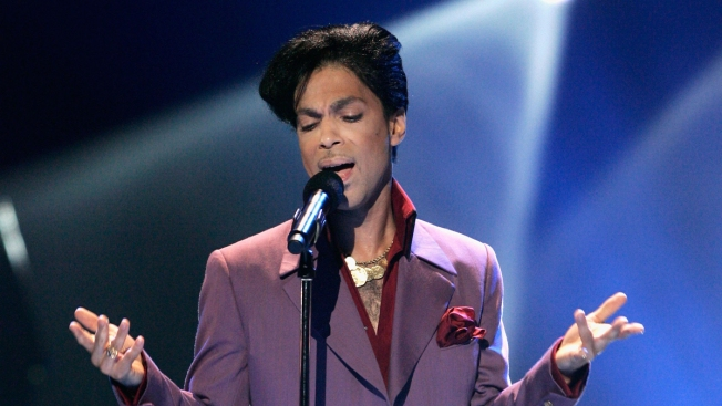 Pantone Creates Shade of Purple Named for Prince Symbol