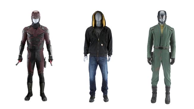 Cosplayer's Delight: Marvel TV Show Props to Be Auctioned
