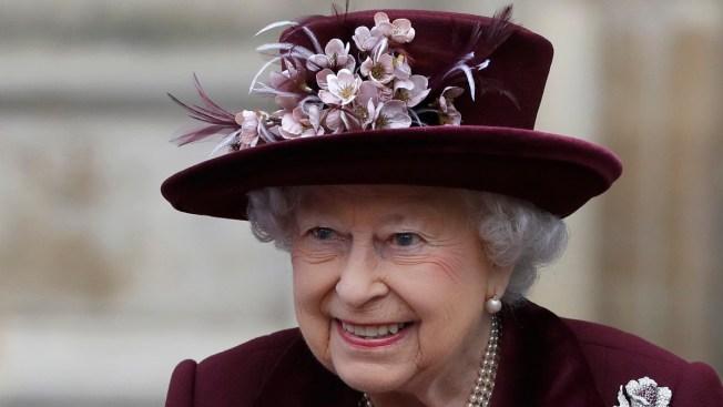 Palace: Queen Elizabeth II Had Successful Eye Surgery