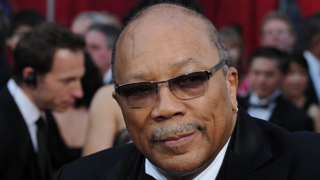 Quincy Jones to Be Honored at All-Star Jazz Salute