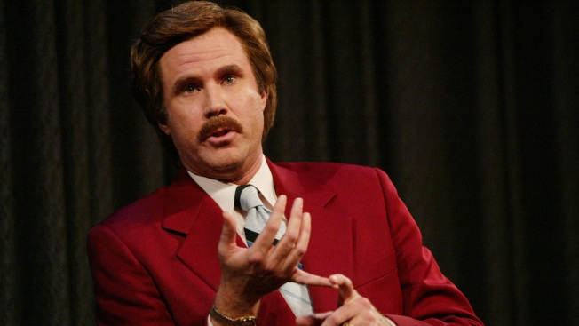 Ex-Anchorman Enjoys Comparison to Ron Burgundy