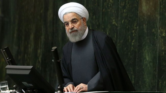 Iran's President Trounces Hard-Liner to Secure Second Term