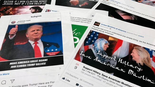 Facebook notifications to reveal who saw dodgy Russian election ads