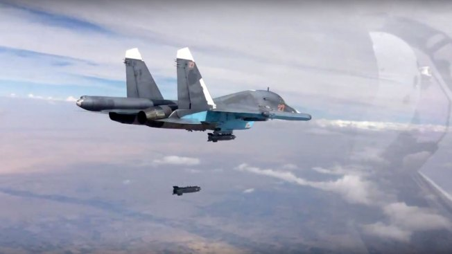 Russia Takes Swipe at U.S. State Department, Defends Using Iran Bases for Syria Strikes