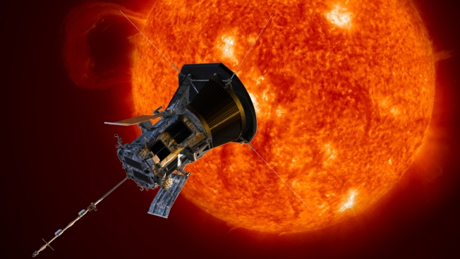 NASA's Solar Probe Is Set for Trip to 'Touch' the Sun