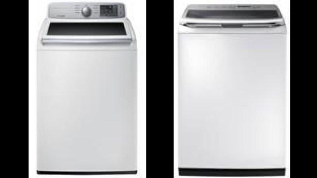samsung washing machine recall list