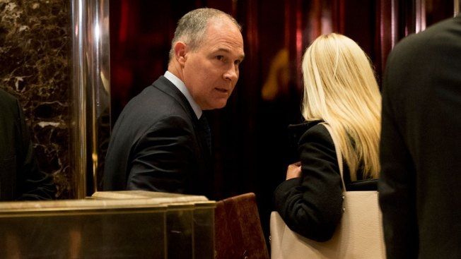 Trump Picks Oklahoma Attorney General Pruitt as Head of EPA