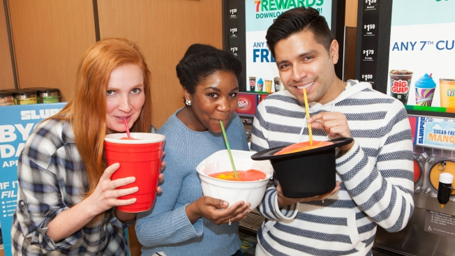 7-Eleven's Bring Your Own Cup Day Returns