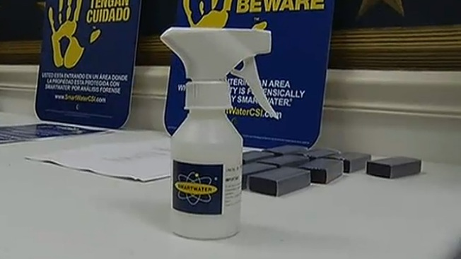 Fort Lauderdale Police Use SmartWater CSI To Catch Suspects