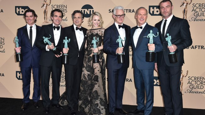 'Spotlight' Wins Best Ensemble Cast at SAG Awards