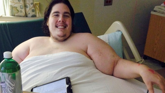 800-Pound Rhode Island Man: I'm Determined to Slim Down