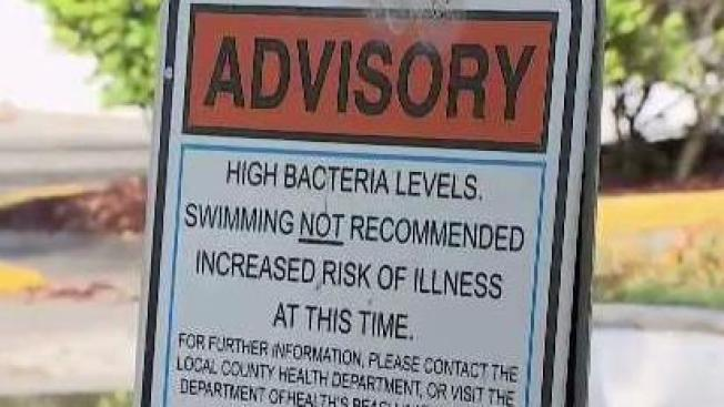 Fecal Bacteria Prompts Swim Advisory at Crandon South, North Shore