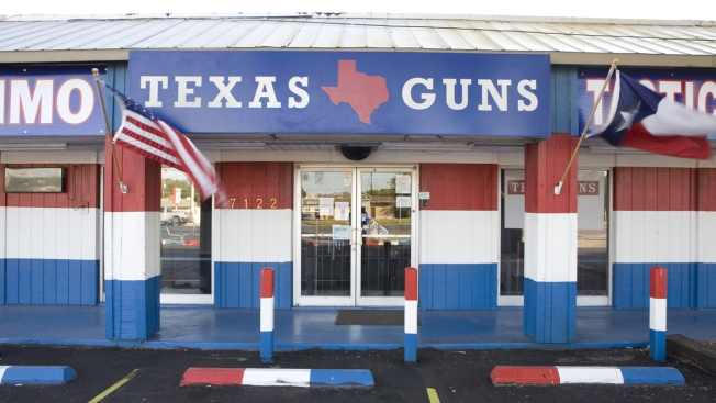 As Many Call for Tighter Gun Laws, Texas' Set to Loosen Up