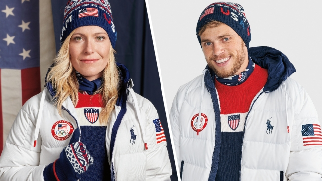 US Olympic Team Unveils Closing Ceremony Uniforms for Pyeongchang Games